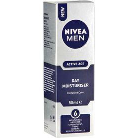 Nivea Men Active Age Day Cream - 50ml