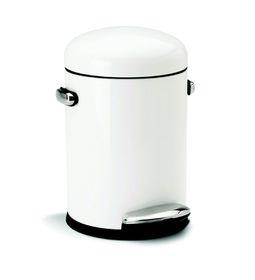 Simple Human - 4.5 Litre Retro - White