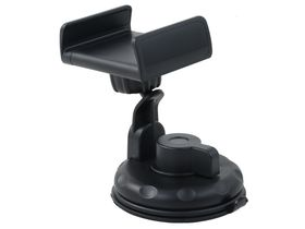 Marco Car Phone & GPS Holder - Black
