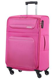 American Tourister Spring Hill Spinner 66cm - Bright Pink