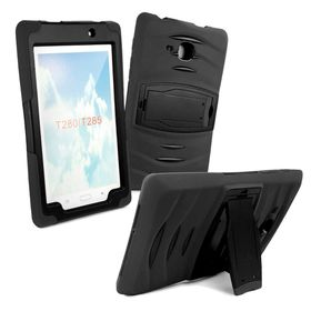 "Tuff-Luv Survivor Tough Case For Samsung Tab 3 7"" Lite - Black"