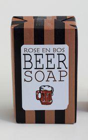 Rose en Bos Beer Soap - 100g