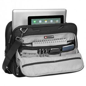 Ogio Instinct Top- Zip Bag 28L - Black