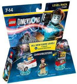 Lego Dimensions 1: Level: Ghostbusters PV