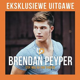 Brendan Peyper - Stop,Wag, Bly Nog N Bietjie (CD)
