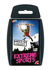 Top Trumps - Extreme Sports