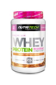 Nutritech Premium Whey Protein For Her Peanut Butter Flavour - 1kg