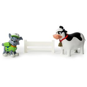 Paw Patrol Rescue Action Pack With Friends - Rocky & Bettina