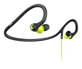 Philips SHQ4400 Actionfit Headphone - Black/Green