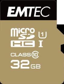 EMTEC MicroSDHC 32GB Class 10 Plus