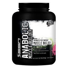 SSN Anabolic Massbuilder 2kg - Strawberry