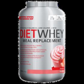 Supashape Diet Whey 1.82kg - Strawberry