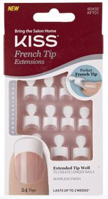 Kiss French Tip Extensions