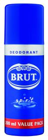 Brut Spirit Body Spray 200ml