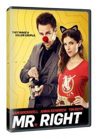 Mr Right (DVD)