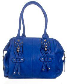 Parco Collection Blue Handbag