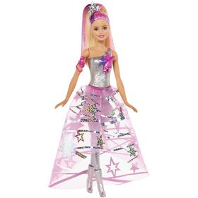 Barbie Star Light In Gown Doll
