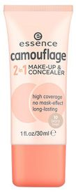 Essence Camouflage 2-In-1 Make-up & Concealer - 10