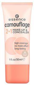 Essence Camouflage 2-In-1 Make-up & Concealer - 10
