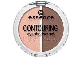 Essence Contouring Eyeshadow Set - 02