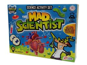 Grafix Science-The Mad Scientist Kit