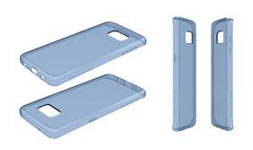 Body Glove Ghost Case for Samsung Galaxy S7 Edge - Blue
