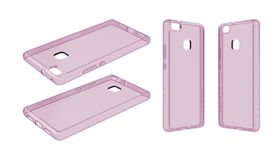Body Glove Ghost Case for Huawei P9 Lite - Pink