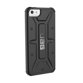 Urban Armor Gear Case for iPhone 5S/SE Composite Case- Black