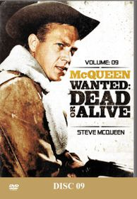 McQueen: Wanted Dead or Alive Boxset (DVD)