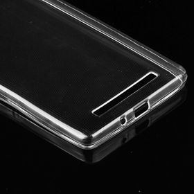 Tuff-Luv 0.75mm Ultra-thin TPU Protective Case for Xiaomi Redmi 3X - Transparent