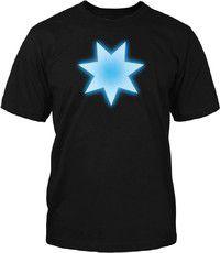 Star Wars Light Side T-Shirt (Large)