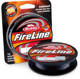 Berkley - Fireline Fused Original Line -Braid Smoke - 4.40kg