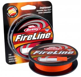 Berkley - Fireline Fused Original Line Braid Orange - 17.50kg