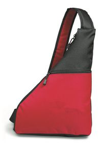 Creative Travel Vancouver Shoulder Bag - Red
