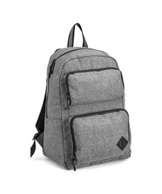Creative Travel Steele Tech Back Pack - Grey
