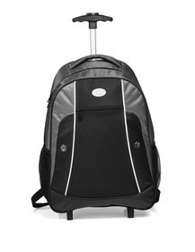 Creative Travel Centennial Tech Trolley Bag - Black