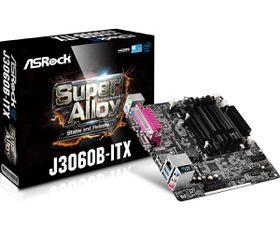 ASRock Intel J3060B-ITX DDR3 Motherboard