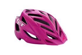 MET Terra Helmet - Matt Pink / Blue