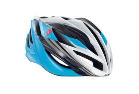 MET Forte Helmet - Blue / Black / White- Size: Large