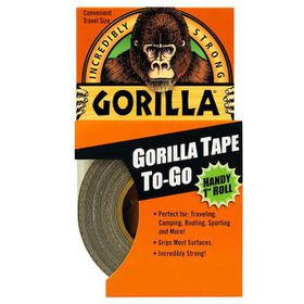 Gorilla - Tape Handy Rolls - 25.4mm x 9m