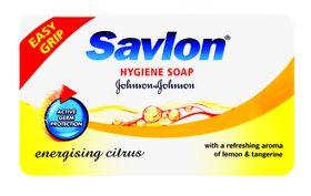 Savlon Hygiene Soap Energising Citrus- 175g