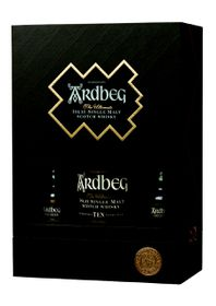 Ardbeg - 10YO Exploration Pack 750ml