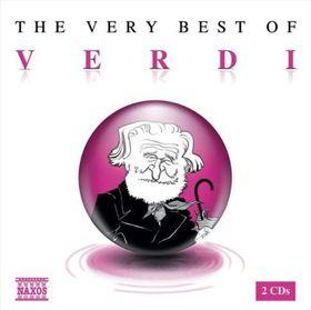 Verdi - The Very Best Of (CD)
