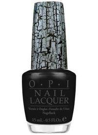 OPI Black Shatter - 15ml