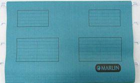 Marlin Foolscap Suspension Folders - Blue (Pack of 25)