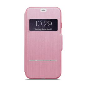 Moshi SenseCover Case for Apple iPhone 7 Plus - Rose Pink
