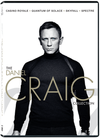 Daniel Craig Collection (DVD)