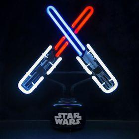 Star Wars - Lightsaber Small Neon Light (UK plug)