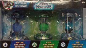 Skylanders Imaginators: Vessel Triple Pack 1 (Water, Air & Life Vessel)