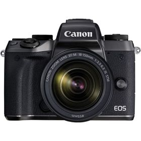 Canon EOS M5 Mirrorless Camera with 18-150mm Lens